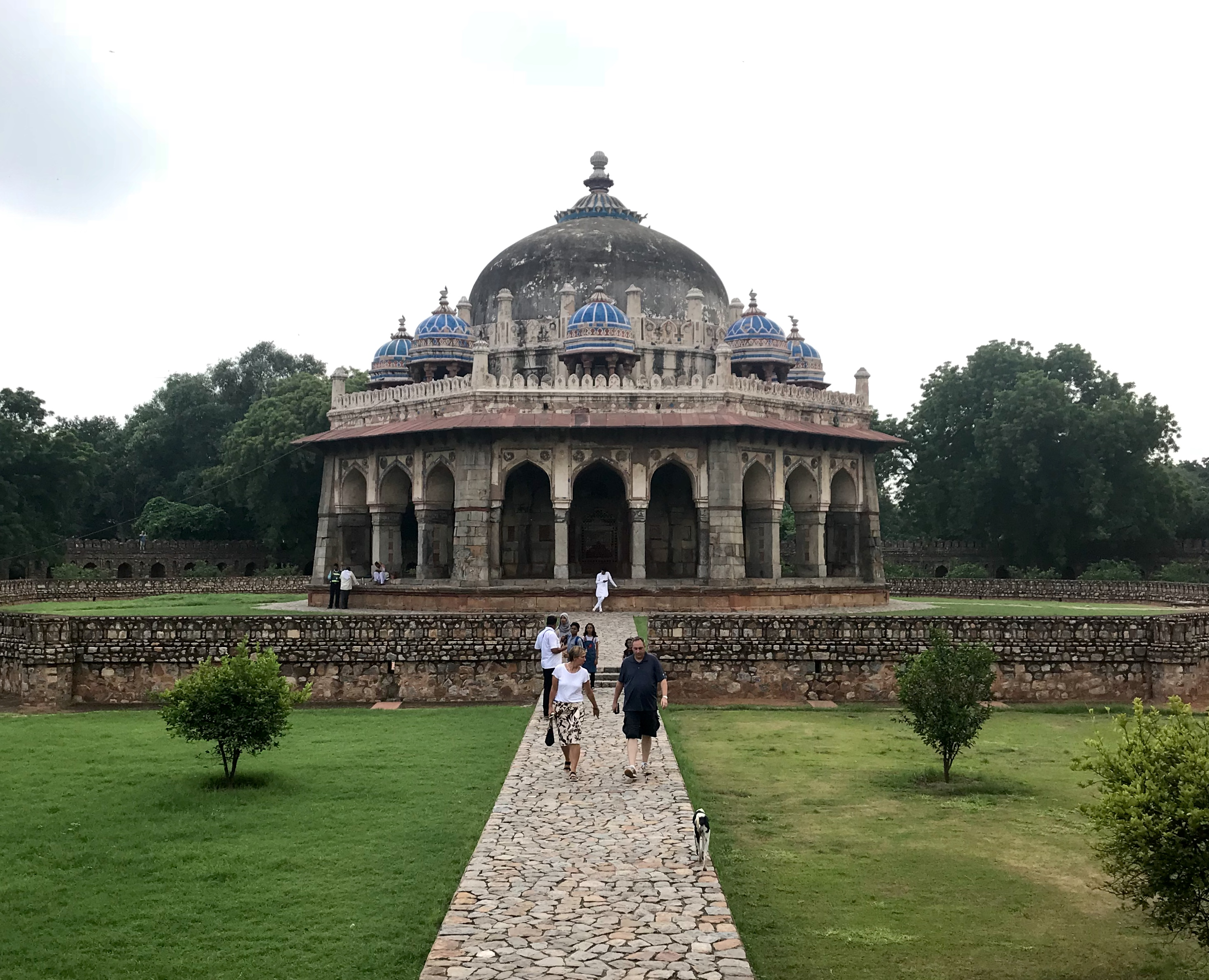 Tumba de Isa Khan Niazi, Nova Deli