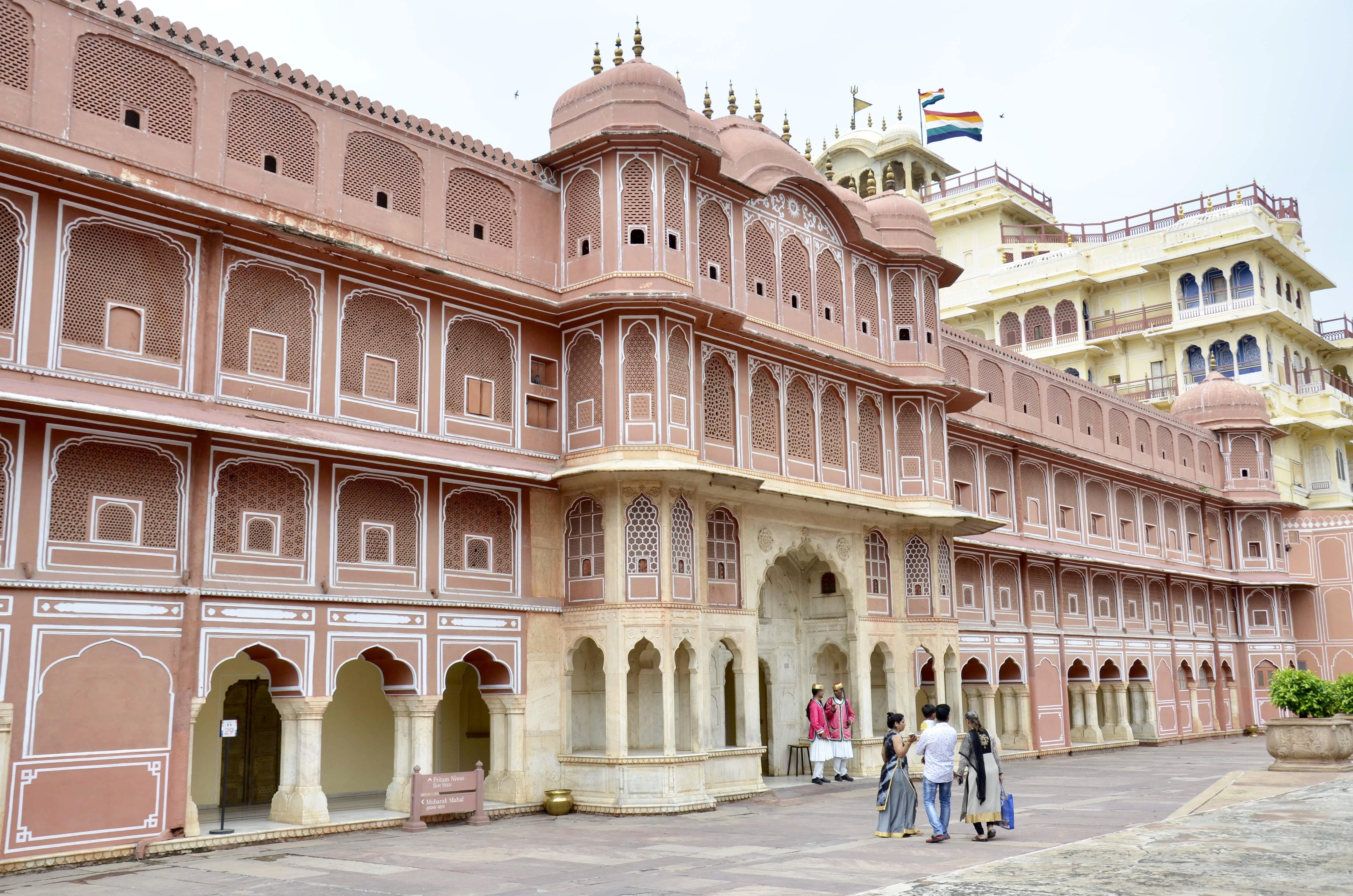 Palácio Real de Jaipur, Jaipur Royal City Palace
