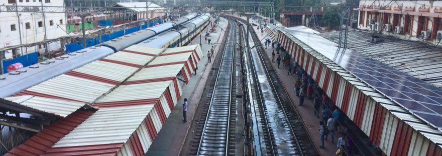 Ferrovia Índia, trem Índia, roteiro Índia