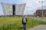 Museu do Titanic em Belfast, Irlanda do Norte
