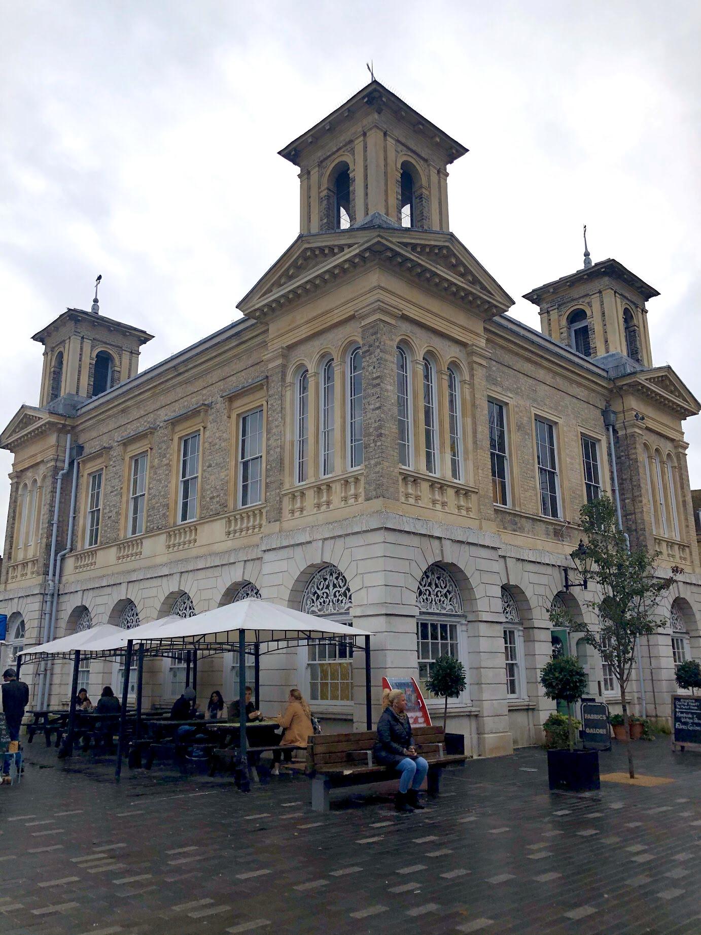 Market House, London