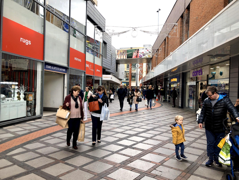 Eden Shopping Walk